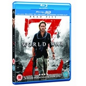 World War Z 2D + 3D Blu-ray