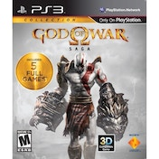 God Of War Saga Collection Game PS3