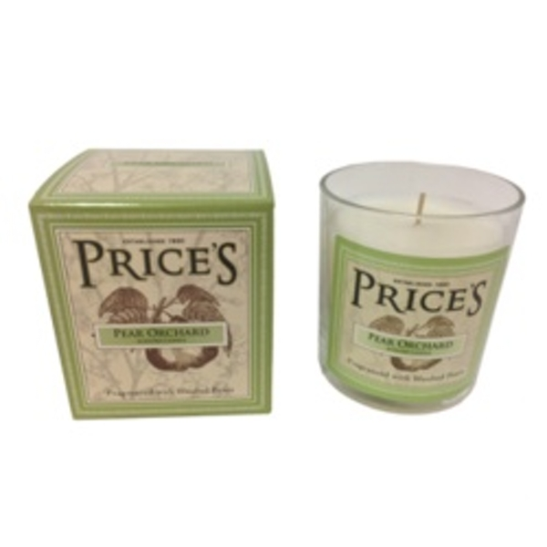 Price's Candles Heritage Jar Pear Orchard