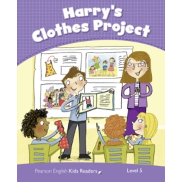 Level 5: Harry's Clothes Project CLIL