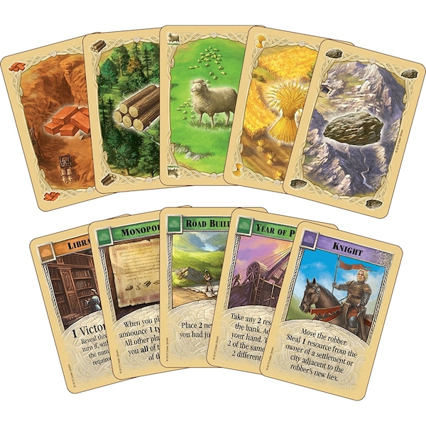 Catan (Settlers of Catan) 2015 Refresh - Image 6