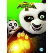 Kung Fu Panda 3 (2018 Artwork Refresh) DVD