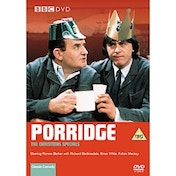 Porridge - The Christmas Specials DVD
