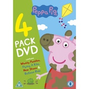 Peppa Pig The Muddy Puddles Collection DVD