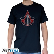 Assassin's Creed - Ac5 - Crossbow Men's Large T-Shirt - Navy