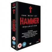 The Best Of Hammer Collection DVD