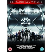 X-Men The Cerebro Collection DVD