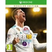 FIFA 18 Ronaldo Edition Xbox One Game