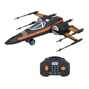 X-Wing (Star Wars: The Force Awakens) RC Vehicle with Sound and Light Up U-Command