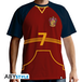 Harry Potter - Quidditch Jersey Men's Large T-Shirt - Red - Image 2