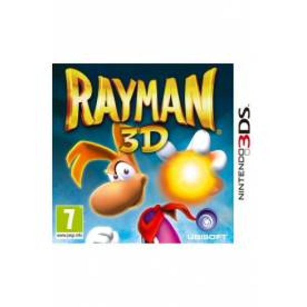 Rayman 3D Game 3DS