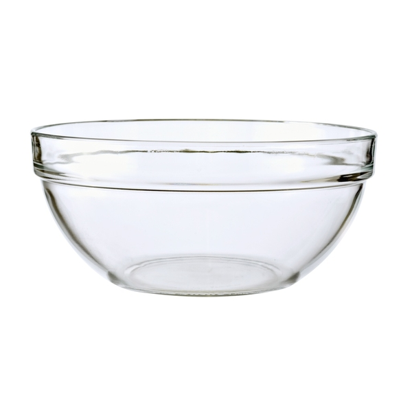 Luminarc Stacking Bowl Clear 23cm