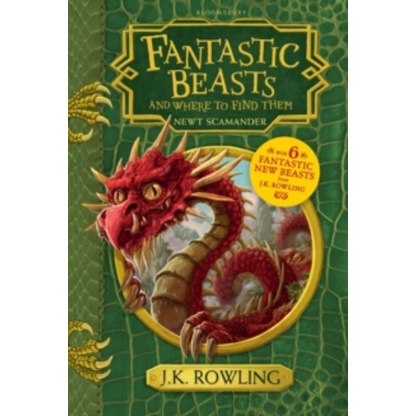 Fantastic Beasts and Where to Find Them: Hogwarts Library Book Hardcover