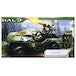 Deluxe Warthog & Master Chief (World Of Halo) Action Figure Set - Image 2