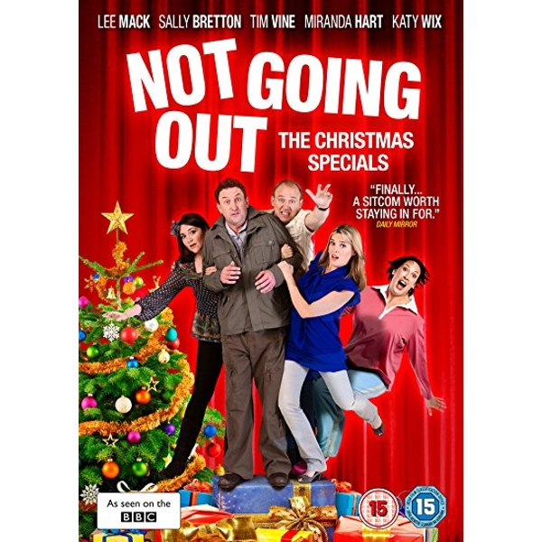 Not Going Out - Christmas Specials DVD