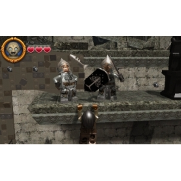 Lego Lord Of The Rings Game DS - Image 3