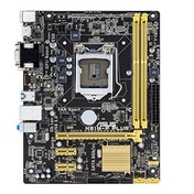 ASUS H81M-P PLUS Intel 1150 Motherboard Black