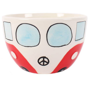 Red Campervan Bowl