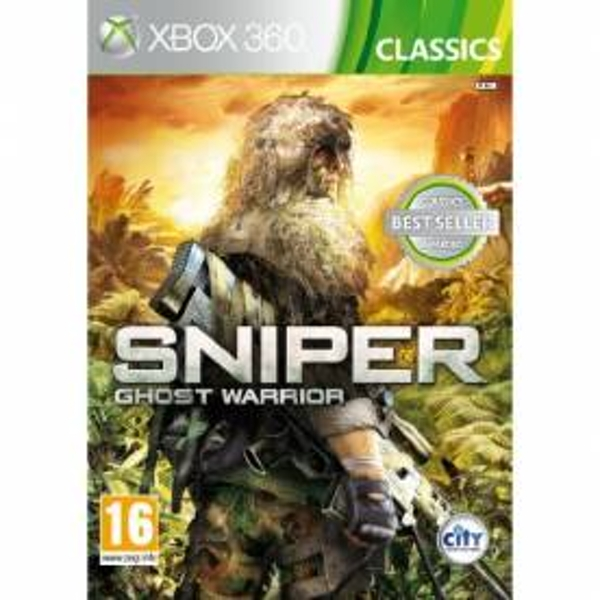 Sniper Ghost Warrior Game (Classics) Xbox 360