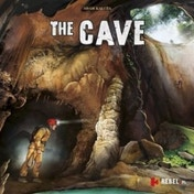 Ex-Display The Cave Board Game Used - Like New