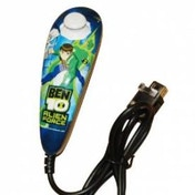 Ben 10 Licenced Alien Force Wired Nunchuck Wii