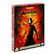 Avatar The Last Airbender - The Complete Book 3 Fire Collection DVD
