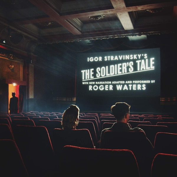 The Soldier's Tale - Narrated By Roger Waters CD