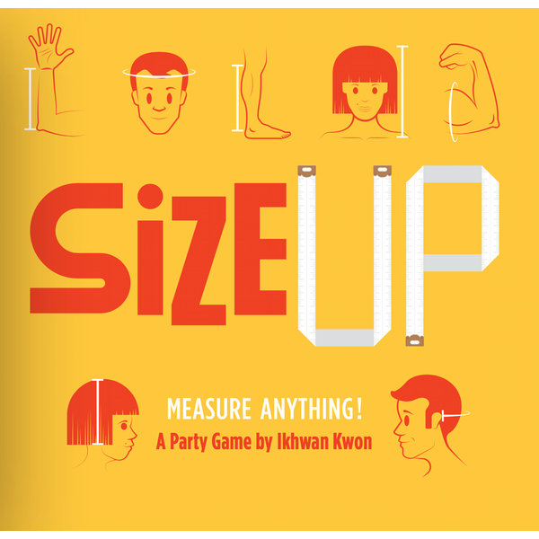 Size Up Card Game