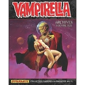 Vampirella Archives Volume 10 by Bill DuBay, Roger McKenzie, Bruce Jones (Hardback, 2014)