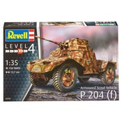 Armoured Scout Vehicle P204 1:35 Revell Model Kit