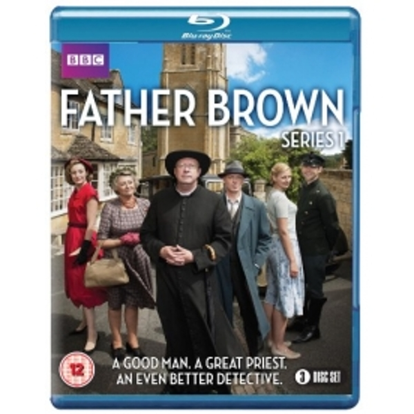 Father Brown - Series 1  Blu-Ray