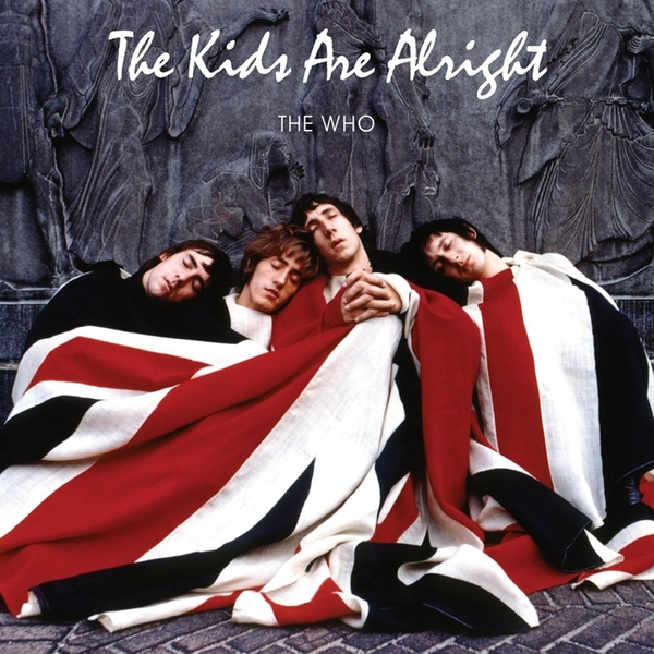 The Who - Music From The Soundtrack Of The Movie The Kids Are Alright Vinyl
