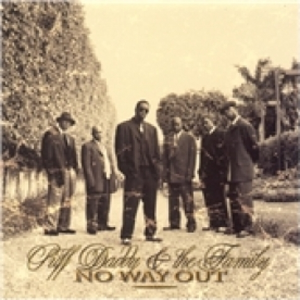 Diddy No Way Out CD