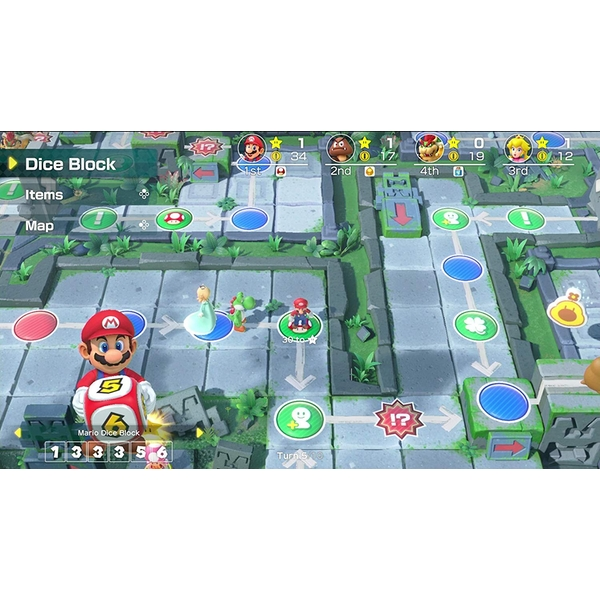 mario party switch game