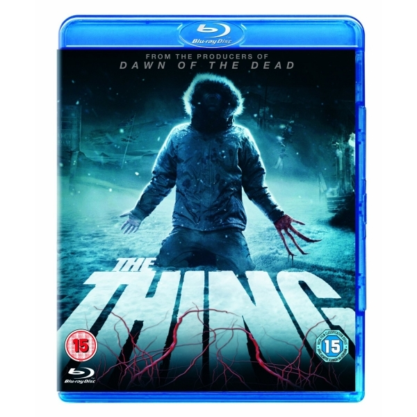 The Thing (2011) Blu-ray