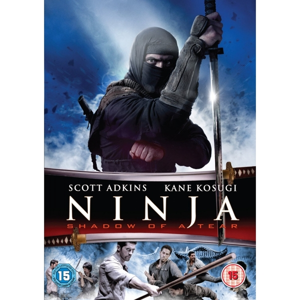 Ninja - Shadow Of A Tear DVD