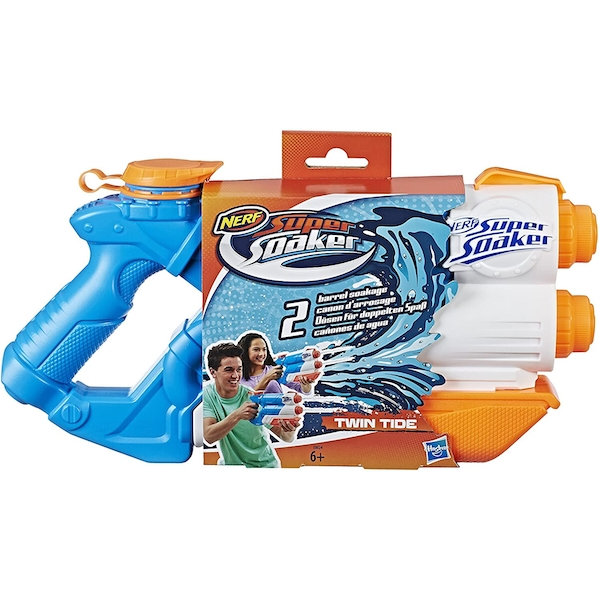 Nerf Supersoaker Twin Tide