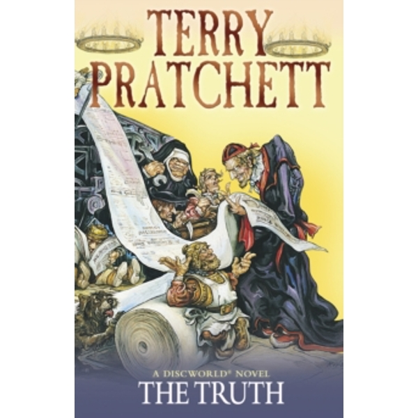 The Truth : (Discworld Novel 25) Paperback, 2013