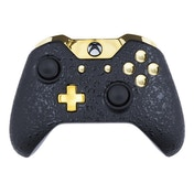 3D Black & Gold Xbox One Controller