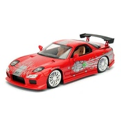 Dom\'s 1995 Mazda RX-7 (Fast & Furious) Diecast Model