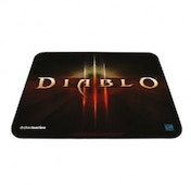 Steelseries Qck Limited Edition Mini Diablo 3 III Logo Mouse Pad 67226