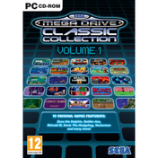 Sega Mega Drive Classic Collection Vol 1 Game PC