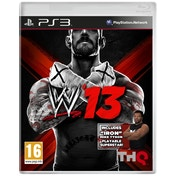 WWE 13 Mike Tyson Edition Game PS3