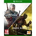 The Witcher III Wild Hunt + Dark Souls III Compilation Xbox One Game