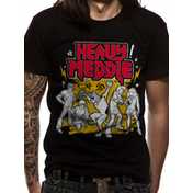 Scooby Doo - Heavy Meddle Men's X-Large T-Shirt - Black
