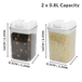 Set of 5 Airtight Food Containers | M&W - Image 6