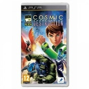 Ben 10 Ultimate Alien Cosmic Destruction PSP Game