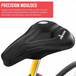 Proworks Bike Gel Seat Cover - Black - Image 3