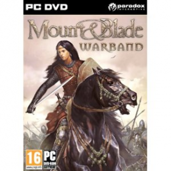 Mount & Blade Warband Collector's Edition Game PC