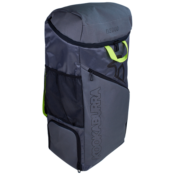 Kookaburra D2000 Duffle Bag Grey